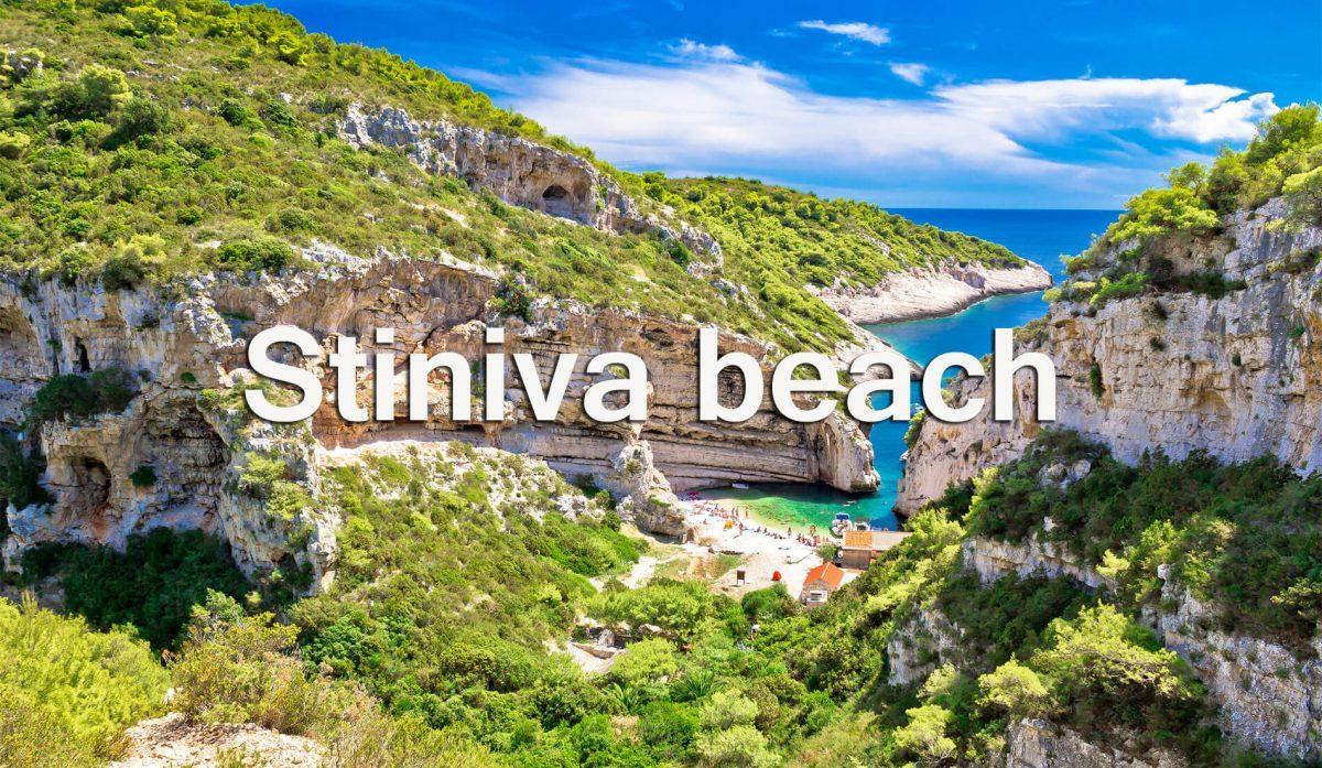 Stiniva beach1